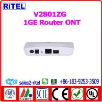 Quality V2801ZG     1GE Router   GPON   ONU for sale