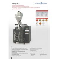 IMQ-A SERIES Quadseal Packaging Mahchine with Auger Filler