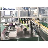 Self Adhesive Industrial Labeling Machine For Mineral Water Plant Durable Manufactures