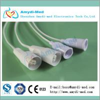Buy cheap Edwards DPT cable ,Edwards disposable pressure transducer cable,flat cable,35mm,PVC from wholesalers