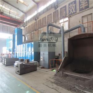 lost foam sand casting equipment Manufactures