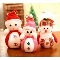 Christmas decorations foam snowman pendant The Christmas tree snowman doll accessories accessories little figurines Manufactures