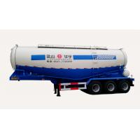 China Cement Mixer Truck , Concrete Mixer Truck For Powder With Air Bag Suspension on sale