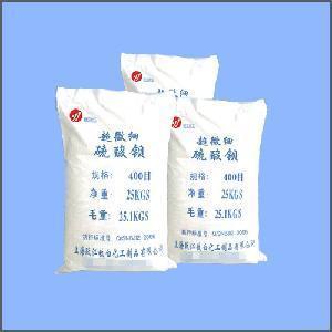 Natural Barium Sulfate Manufactures