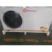 12KW Water Cooled Air To Water Heat Pump For Office Buildings / Restaurants Manufactures