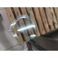 Clear Tempered Glass Panels , 3.2 / 5 / 6 / 8 / 10 / 12 Mm Tempered Glass Pane Manufactures