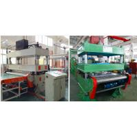 Quality Electric Tile Cutter / Carpet Cutting Machine Thick Materials And Non Woven for sale