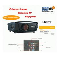 high lumens high resolutin micro projector for iphone ipad move theater hot item product Manufactures