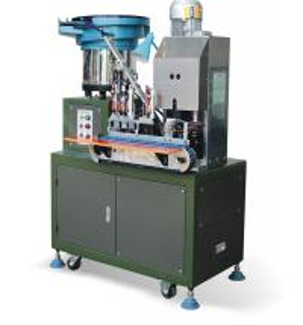 China Wire Cut Strip Crimp Machine and Terminal Crimp Machine with Plug Insertion on sale