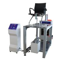China BS EN Standards Furniture Testing Machines . Office Chair Tester For Chair Mechanical Test on sale