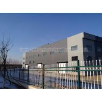 Large Span Structural Steel Prefabricated Warehouse Buildings In Steel Manufactures