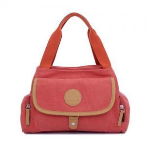 Brand women fashion handbag 2014 hot sale , Ladies Handbags,shoulder bag orange color Manufactures