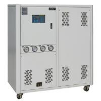 Recirculating Industrial Air Cooled Chillers , Box Type Cooling Water Chiller Manufactures