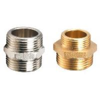 Buy cheap Brass Fitting Straight Pipe Connector from wholesalers