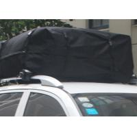 Lightweight Waterproof Cargo Carrier bag car Roof Top Bag With 13 Cubic Feet Of Space Manufactures