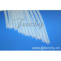 Soft Medical Grade Silicone Tubing Aging Resistance , Low Temperature Resistance Manufactures