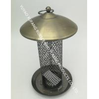 Buy cheap Squirrel Bird Feeder , Squirrel Proof Nut Feeder Metal Material from wholesalers