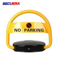 Personal Car Parking Lot Lock 304 Steel Auto Solar Powered Remote Control Manufactures