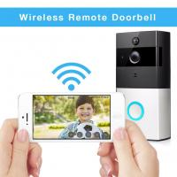 Wireless Battery Powered Smart Video Doorbell Low Power Consumption 720P WiFi Video Door Phone Manufactures