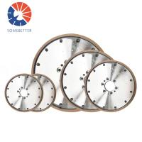 11V9 diamond resin bond grinding wheel/ cup grinding wheel/cbn grinding tools for PCD&PCBN Manufactures