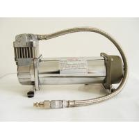 H - Air Suspension Compressor for truck 150psi Stainless Lead Hose Manufactures