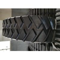 Cat Ap1055b Paver Rubber Tracks 460 * 225 * 36 For Asphalt Paver Construction Equipment Manufactures