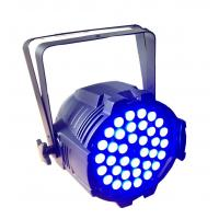 High Quality 36pcs 10w Rgbw Indoor Led Par Can Light 4/8ch Dmx512/Disco Manufactures