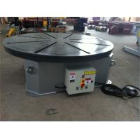 China Horizontal Turn Table Welding Positioner on sale