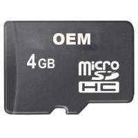 Memory Card - 4GB Micro SD Card Manufactures