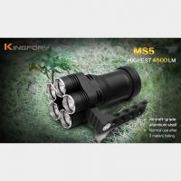High Quality of Multifunctional Portable Super Brightness Led Flashlight Torch Manufactures