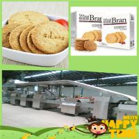 Commercial Hard and Soft Biscuits Making Machine bakery equipment Manufactures