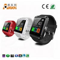 Wholesale smart watch touch screen cheap health care  U8 OEM bluetooth for android and ios Manufactures
