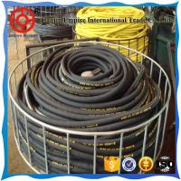 CNOOC  cooperated supplier anti-leakage high pressure gas station fuel rubber hose Manufactures