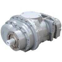 185KW Rotary Screw Compressor Parts Air End Processing with Milling / Grinding Machine Manufactures