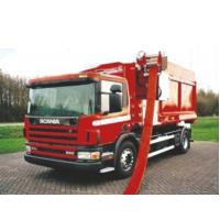 High Power Long - Distance Water Supply Vehicle / Mechanization Drainage Vehicle Manufactures