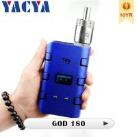 China God 180W 510 Electronic Cigarettes Aluminium Alloy air flow control on sale
