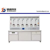 China HS-6103F Single Phase Energy Meter Test Bench-6 Position,0.05% accuracy,0~100A Current output on sale