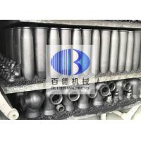 BD Silicon Carbide Products / Ceramic Burner Nozzle For Roller Hearth Kiln Manufactures
