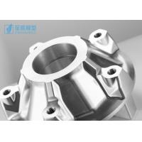 High Strength Aluminum CNC Machining Service Polish Surface Treatment Manufactures