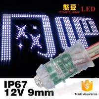 0.15W Power Pixel LED Lighting White Color With PVC Shell Silicone Inside Manufactures