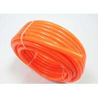 China transparent plastic tubing pvc nylon braided hose pipe with flexible all seasons on sale