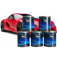 China Sparkle Electroplated Silver Metallic Automotive Paint Custom Color For Spray on sale