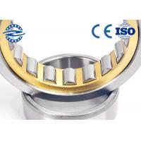 NJ306 Single Row Roller Bearing , Straight Roller Bearing For Excavator Manufactures