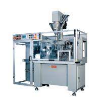 PE Film Roller Flour Packaging Machine , Durable Wheat Flour Packing Machine Manufactures