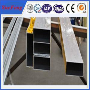 aluminium profile manufacturer,extrusion profile aluminium tube/custom aluminium tubes OEM Manufactures