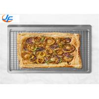 """Cooling Commercial Baking Trays , All Clad 14"""" X 17"""" Sheet With Cooling Rack Manufactures"""