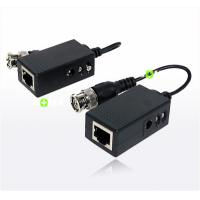 UTP Video Balun,1 Channel Passive or Active Video Balun,Provide Power for Security Camera Manufactures
