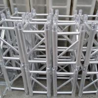 Quality Custom Length Aluminium Stage Truss Display Stand Truss For Exhibition Show for sale