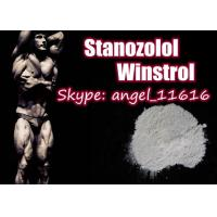 Pharmaceutical Stanozolol Oral Steroids Winstrol White Powder For Muscle Growth Manufactures