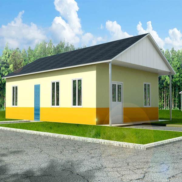 Corrosion resistance two bedroom modular homes prefab for 2 bedroom prefab homes